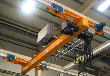 Eno girder Bridge Crane